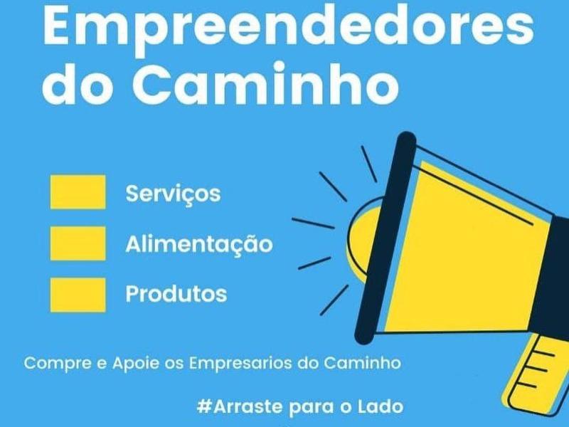 EMPREENDEDORES DO CAMINHO 20-07-21