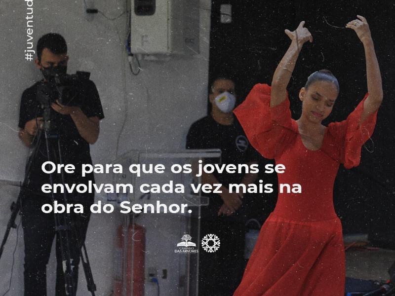 CLAMOR 7 DIAS PELA JUVENTUDE DO BRASIL- DIA 04