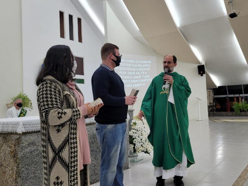 Envio Missionário Fábio e Juliana