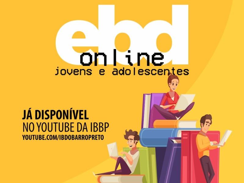 EBD Jovens e Adolescentes