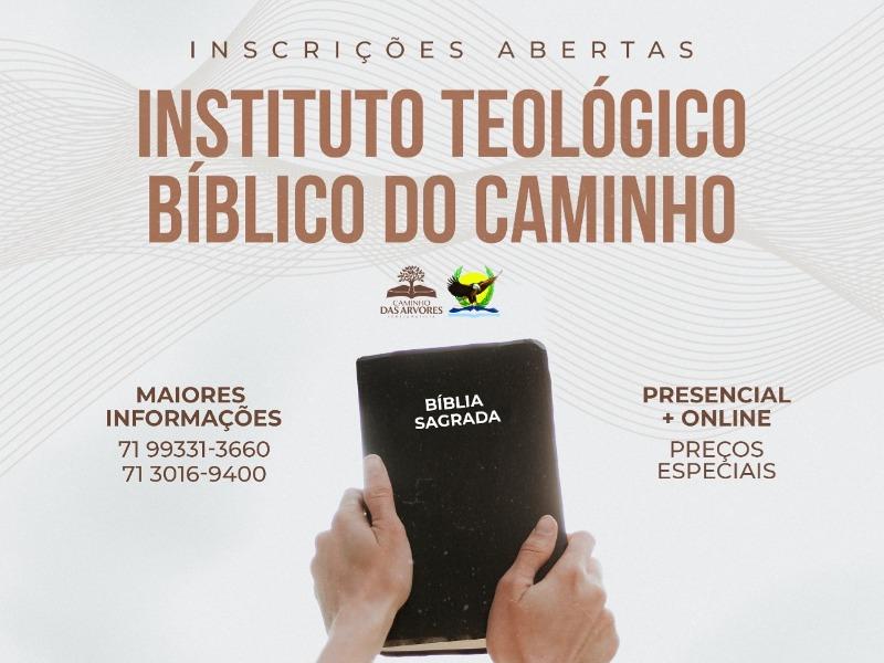 INSTITUTO TEOLÓGICO BÍBLICO DO CAMINHO
