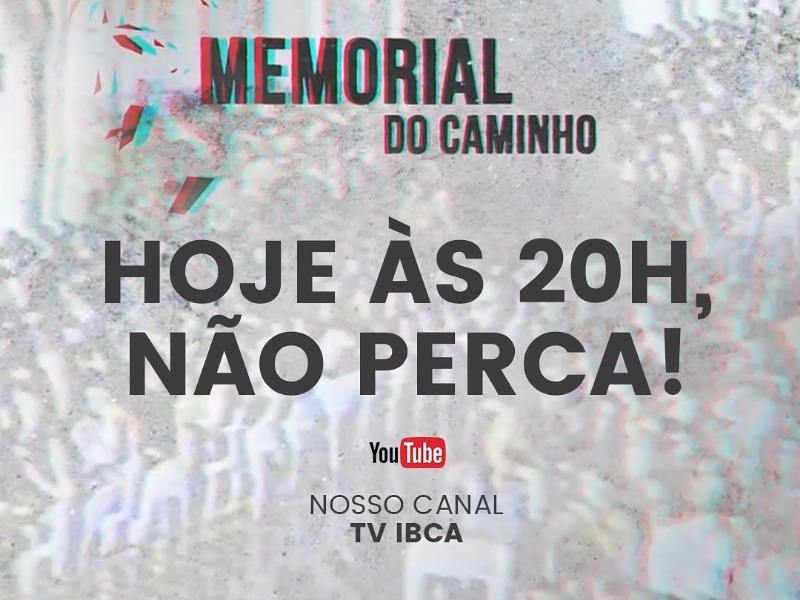 MEMORIAL DO CAMINHO 01-03-21