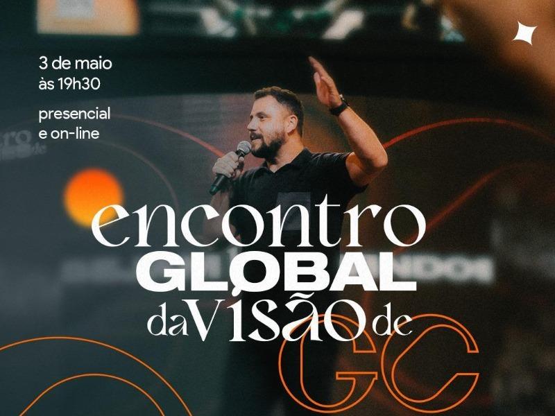 Participe do Encontro Global da visão de GC