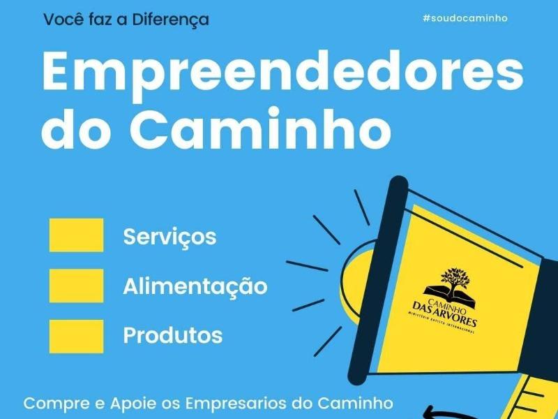EMPREENDEDORES DO CAMINHO 03-08-21