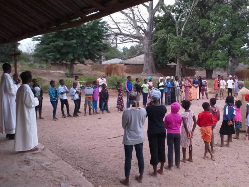 SEMANA SANTA - Missão África