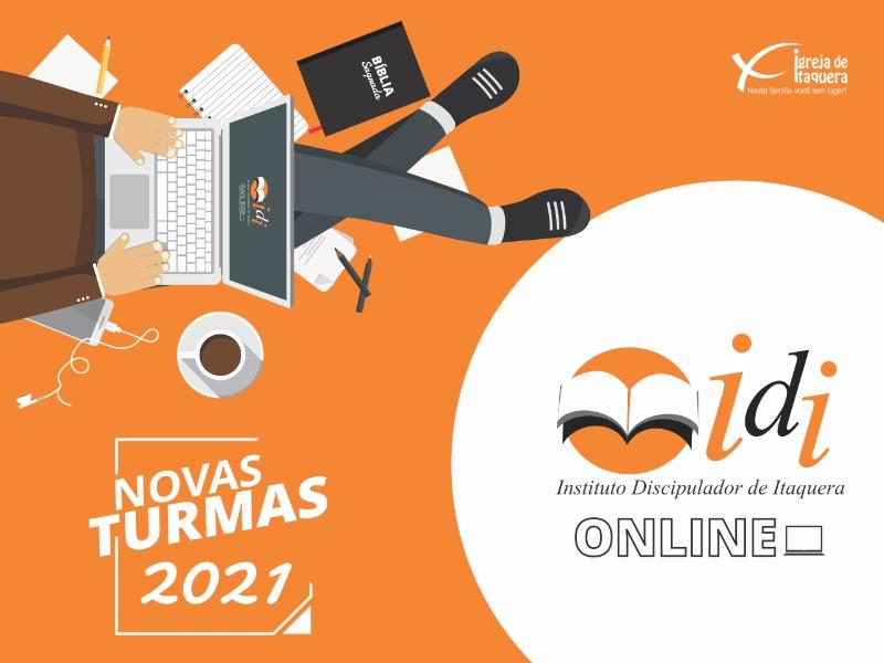 IDI 2021 - NOVAS TURMAS