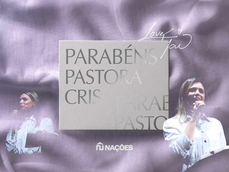 PARÁBENS PASTORA Cris Tessmann