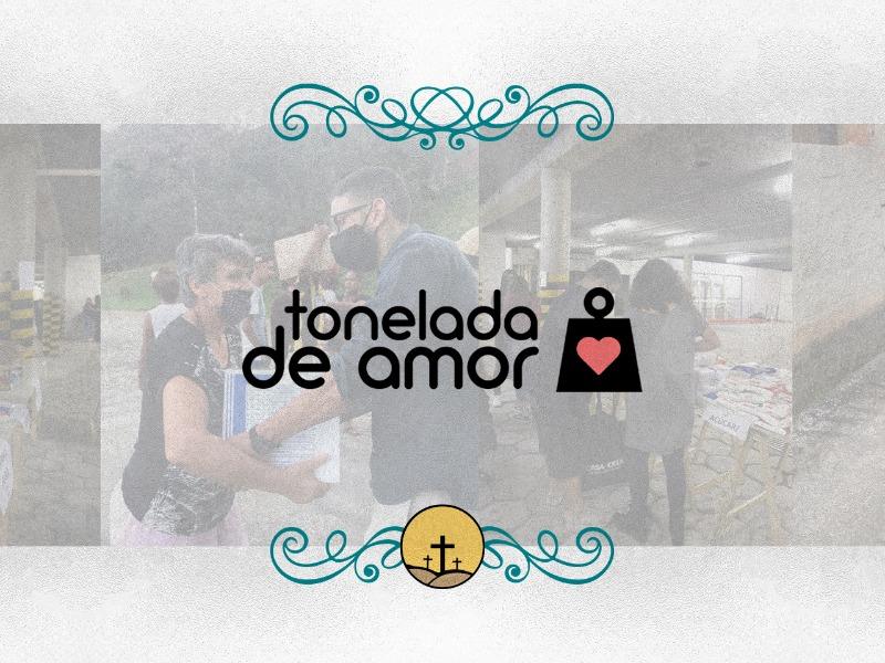 Participe da Tonelada de Amor