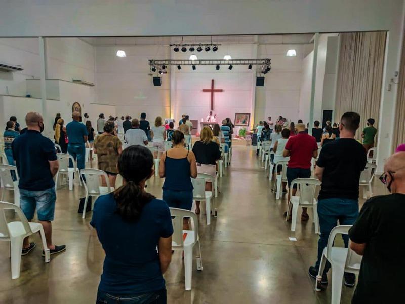 Aniversário Espaço Católico Divino Oleiro