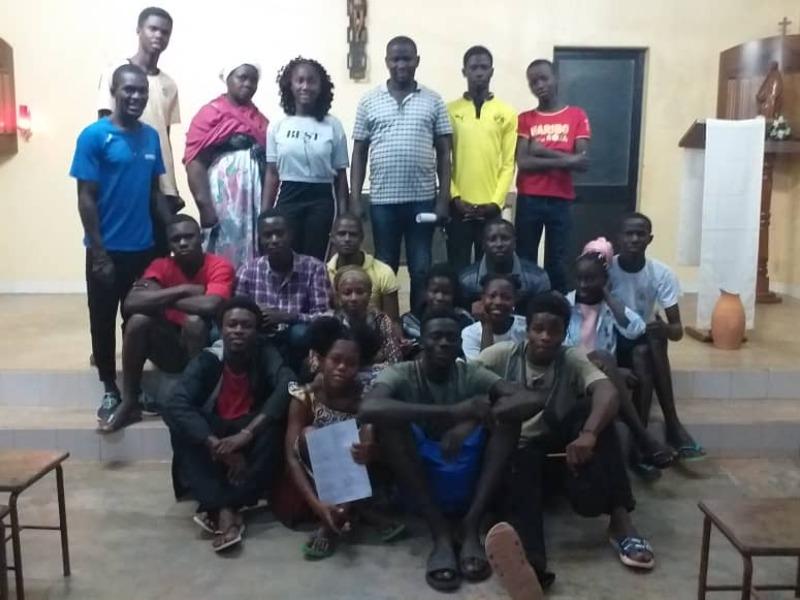 Formando Evangelizadores
