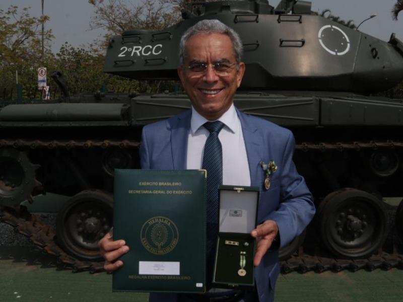 Medalha do Exército Brasileiro