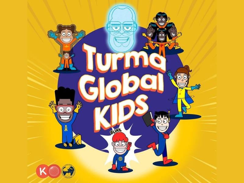 Lagoinha Global lança turma Global Kids