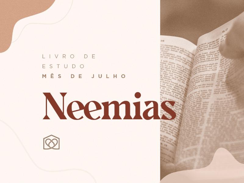 Livro do mês de julho - Neemias