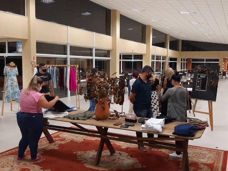 Inauguração Divino Bazar - Vila do Divino Oleiro