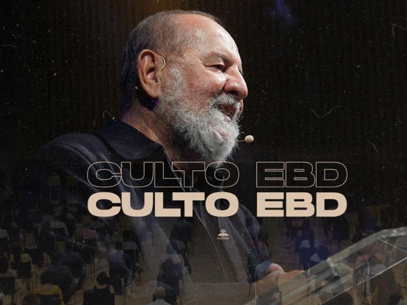 CULTO EBD 07H e 10H - 26/09