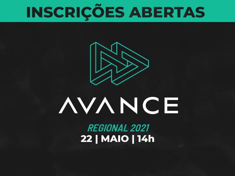 AVANCE - REGIONAL 2021 - SEGUNDA EDIÇÃO