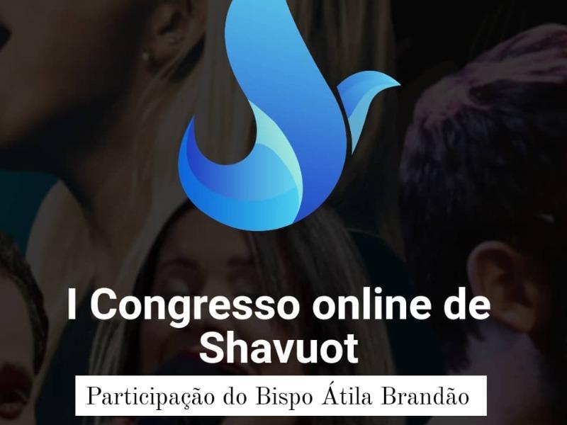 CONGRESSO ONLINE DE SHAVUOT