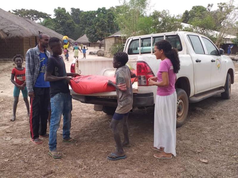 Comunidade Divino Oleiro em Guiné-Bissau