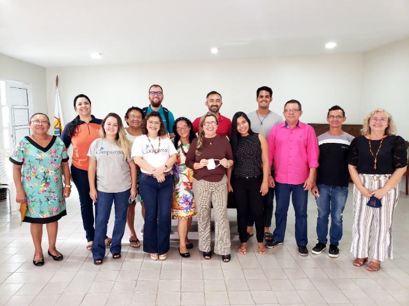 Betel e Compassion firmam nova parceria
