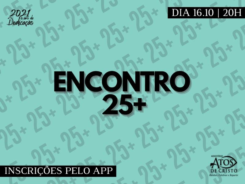 REVOLUTION 25+