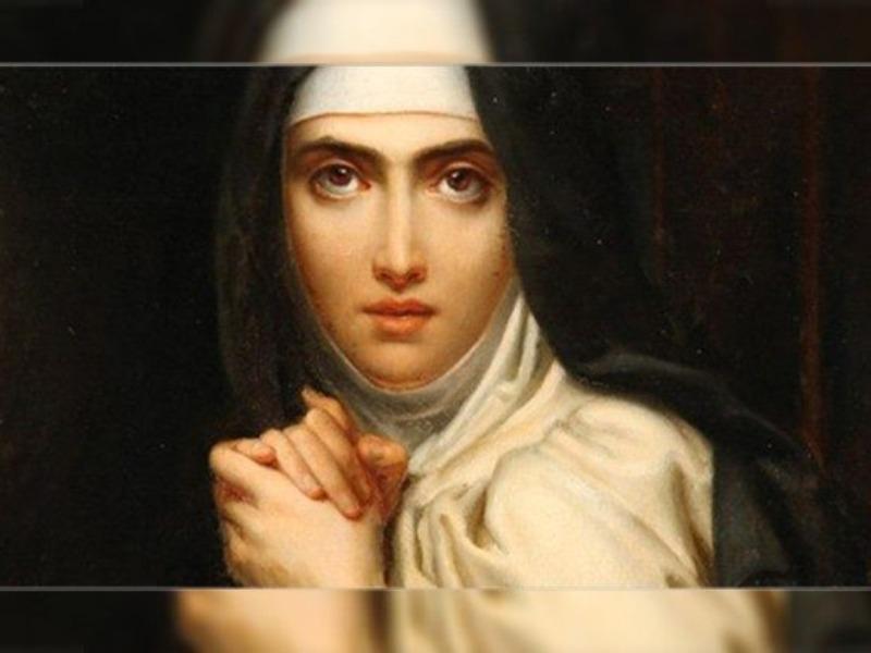 O Papa: Santa Teresa de Ávila