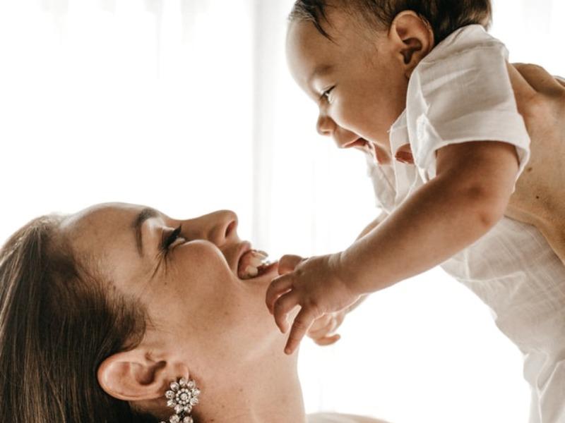 O testemunho da maternidade