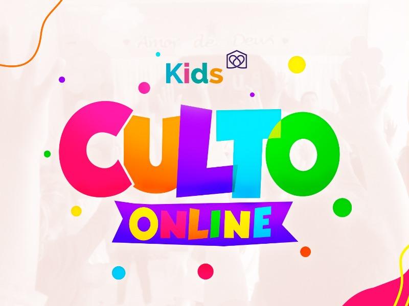 Culto CM Vida Kids - Toda quarta-feira 19h!