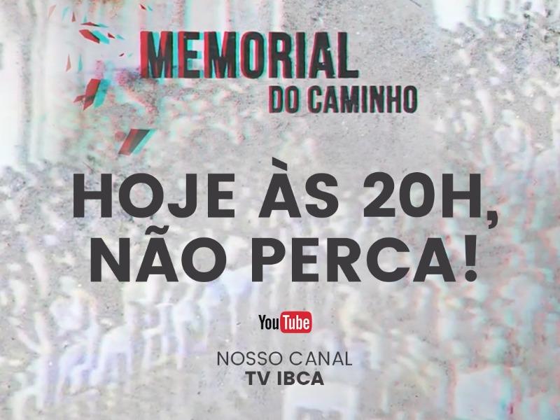 MEMORIAL DO CAMINHO 05/04/21