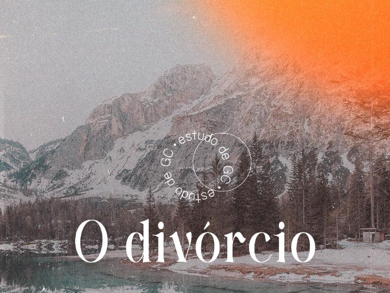 O divórcio