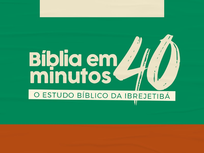 Participe do Estudo Bíblico com Pastores!