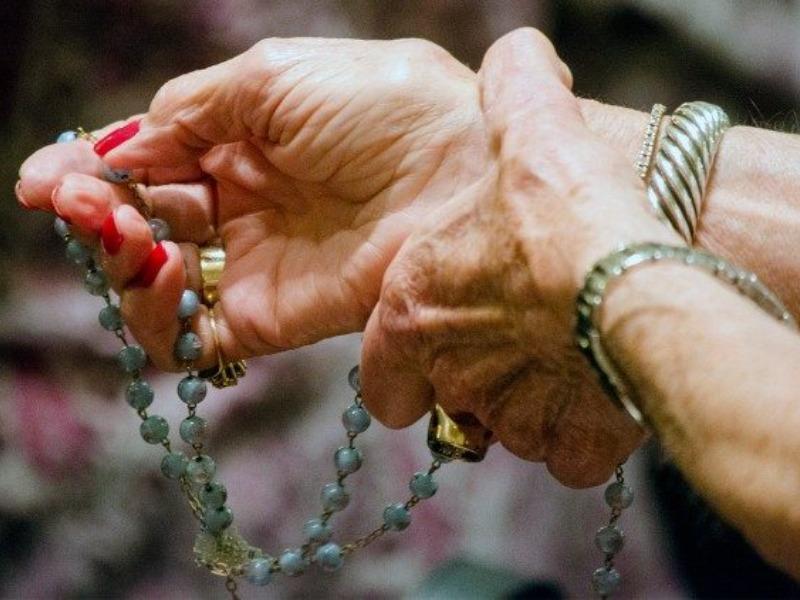 Em maio Santuários em oração com o Papa