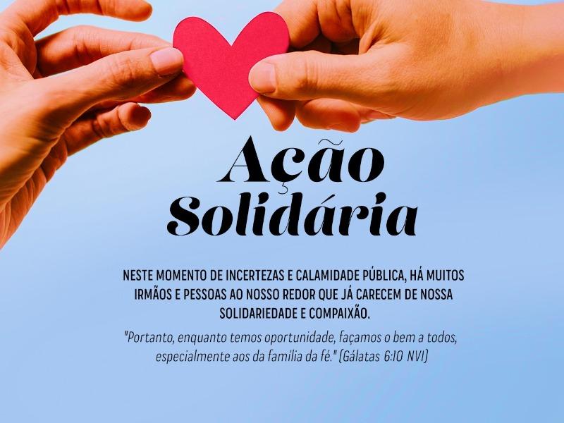 Ação Solidária