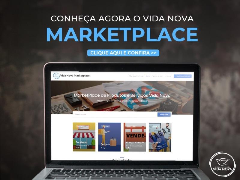 Marketplace Vida Nova