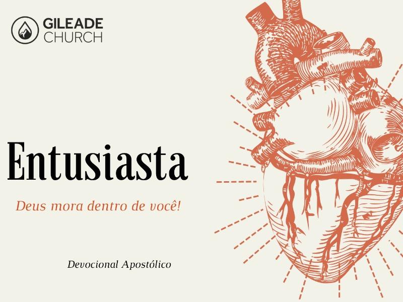 Devocional Apostólico- Entusiasta