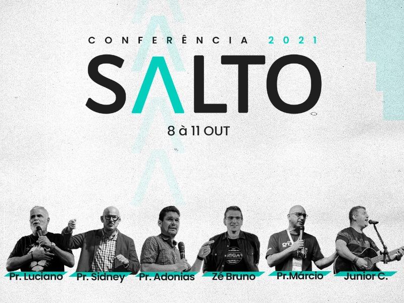 Vem aí, Conferência SALTO 2021