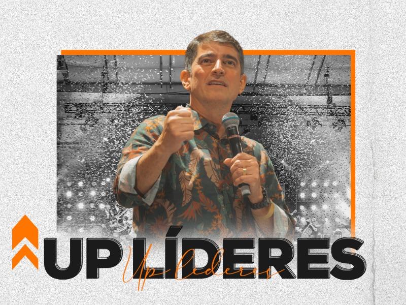 UP Líderes agora é semanal!