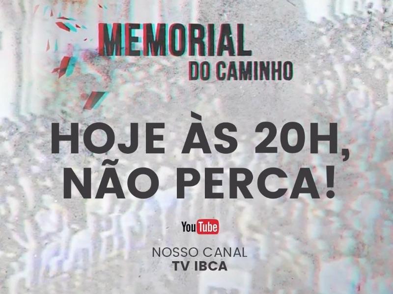 MEMORIAL DO CAMINHO 20/09/22