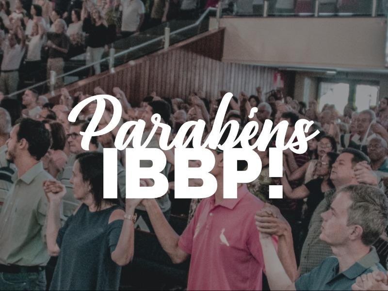 93 Anos da IBBP