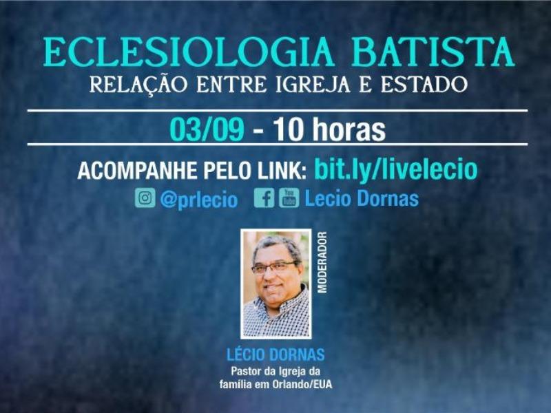 Eclesiologia Batista   -   Assista agora!