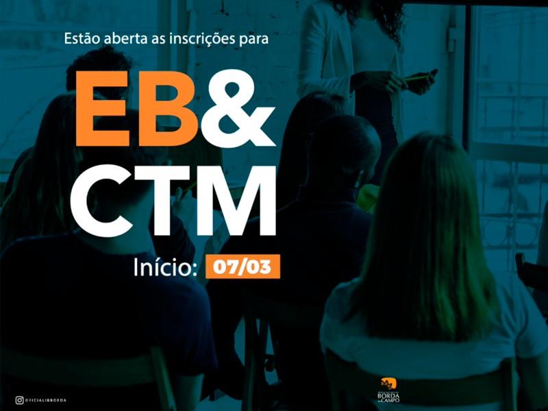 ESCOLA BÍBLICA & CTM 2021
