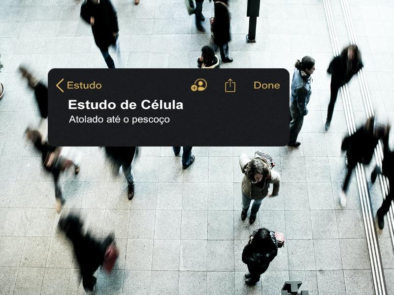 ATOLADO ATÉ O PESCOÇO
