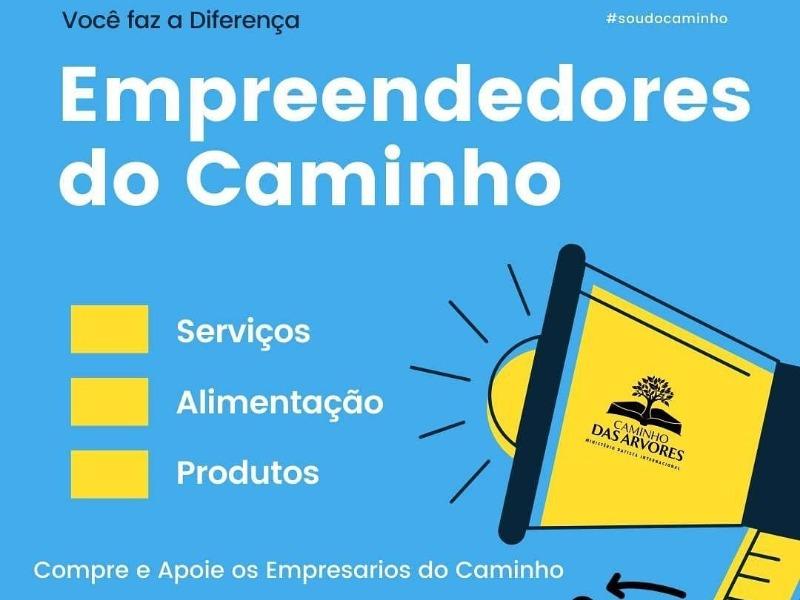 EMPREENDEDORES DO CAMINHO 05-06-21