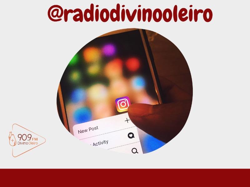 Instagram Rádio Divino Oleiro 90.9FM