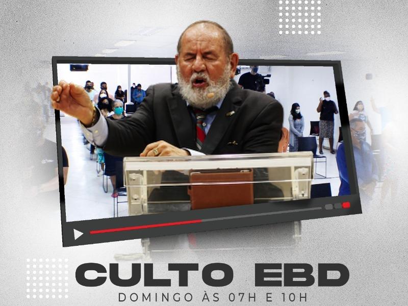 CULTO EBD - 20/09