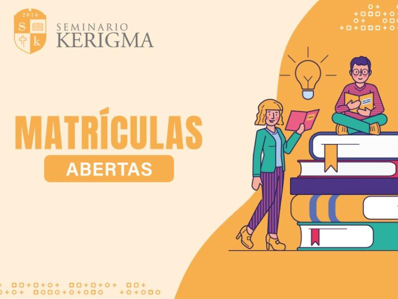 SEMINÁRIO KERIGMA ONLINE