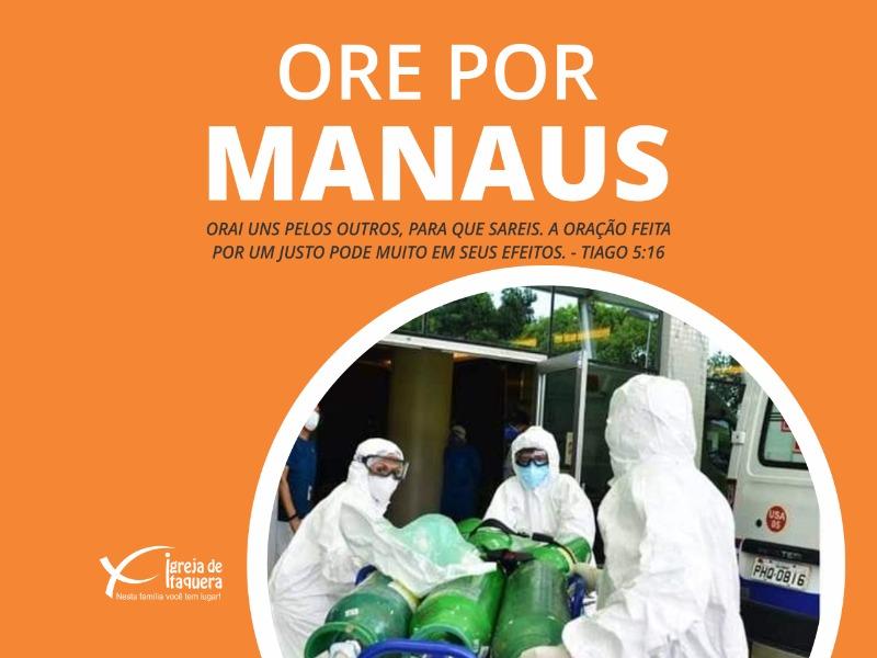 Ore por Manaus!
