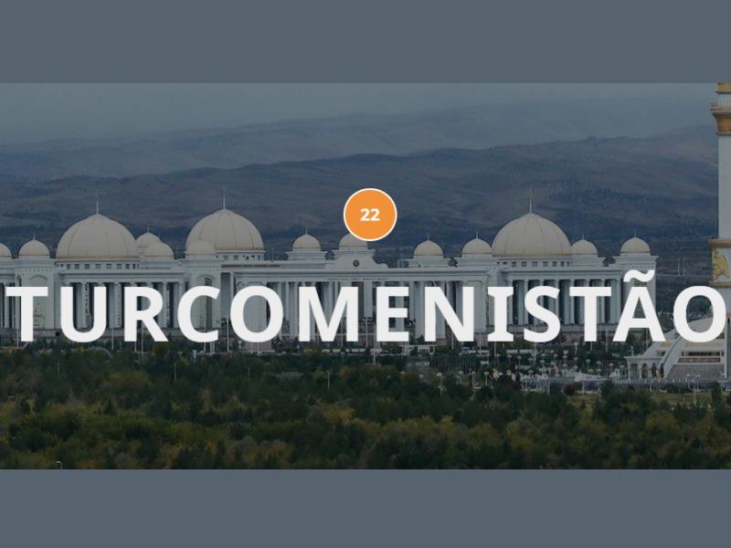 Igreja Perseguida: Ore pelo Turcomenistão