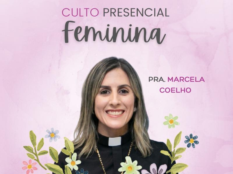 Culto Feminina - Fruto De Fidelidade