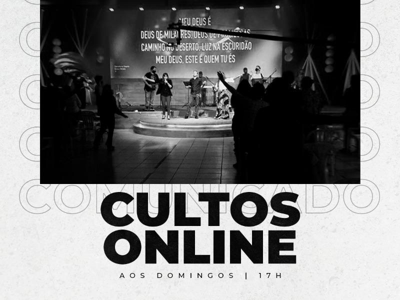 Culto Online - 17h