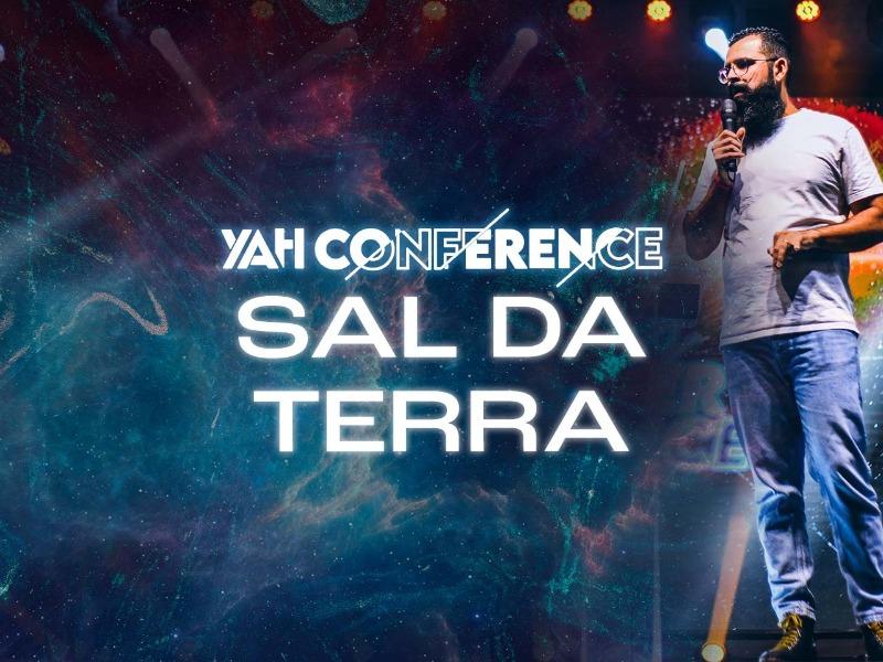 YAH Conference   Sal da Terra   Douglas Gonçalves